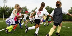 Sports Medicine researchers are examining overuse injuries among young athletes.