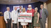 Piedmont Natural Gas and Monroe Carell Jr. Children's Hospital at Vanderbilt create partnership for utility's 63rd Annual Nashville Christmas Parade presented by Tootsie's