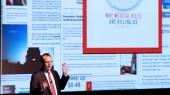 Balser outlines efforts to address shifting economy