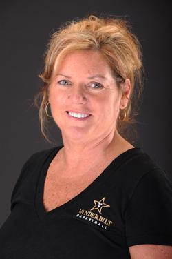 Coach Melanie Balcomb (Vanderbilt)