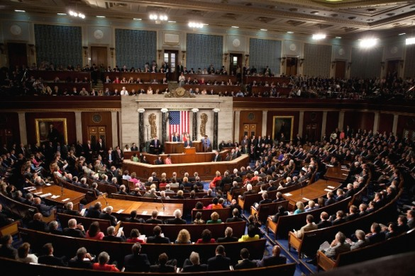 Congress Session United States Politics