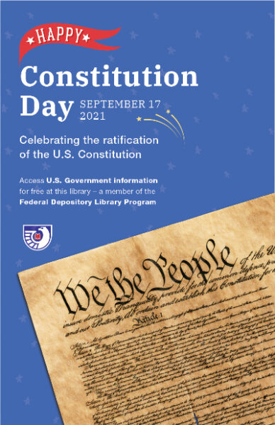 Constitution Day 2021