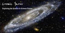 Scherrer's new blog explores the science in science fiction