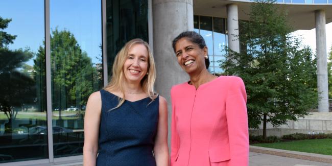 Cynthia Reinhart-King and Anita Mahadevan-Jansen