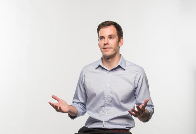 Daniel Work, associate professor of civil and environmental engineering (Joe Howell/Vanderbilt)