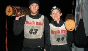 Valerie Kazmer Matena, BA'08, and the Spartan Death Race