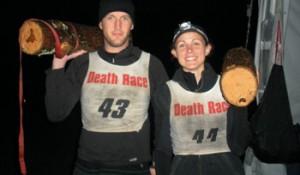 Valerie Kazmer Matena, BA'08, and the Spartan Death Race