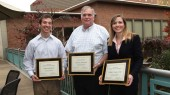 Awards honor diabetes research contributions
