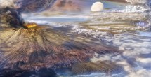 Early Earth less hellish than previously thought