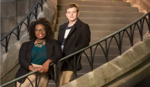 Class of 2014: Domonique Bragg and Cody Stothers are Aspirnaut pioneers