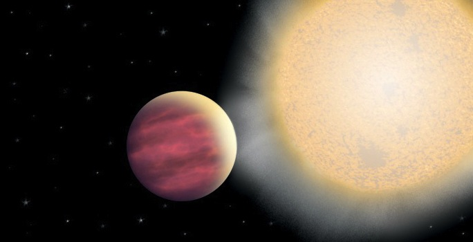 Dwarf star