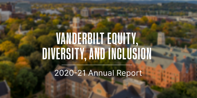 Equity, Diversity and Inclusion Annual Report