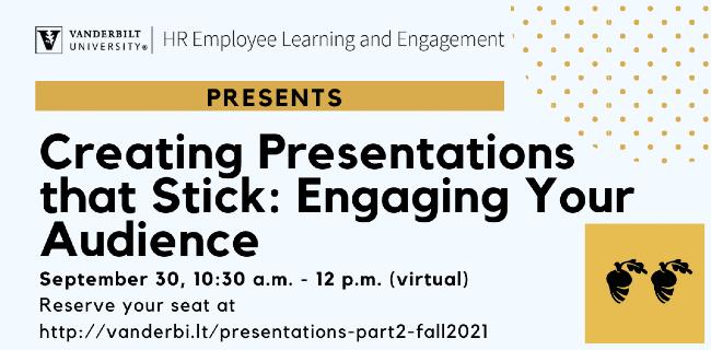 ELE Presentations that Stick