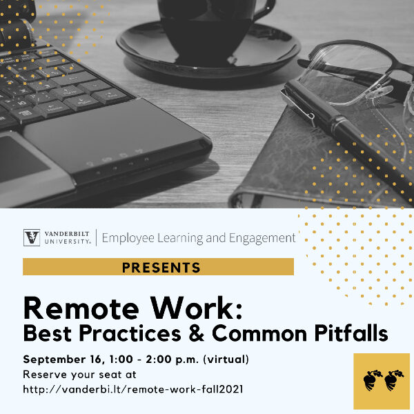 Employee Learning and Engagement: Remote Work