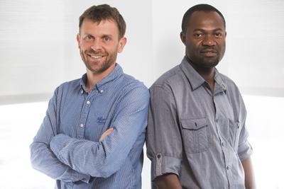 Florent Elefteriou, Ph.D., and Jean de la Croix Ndong, Ph.D.