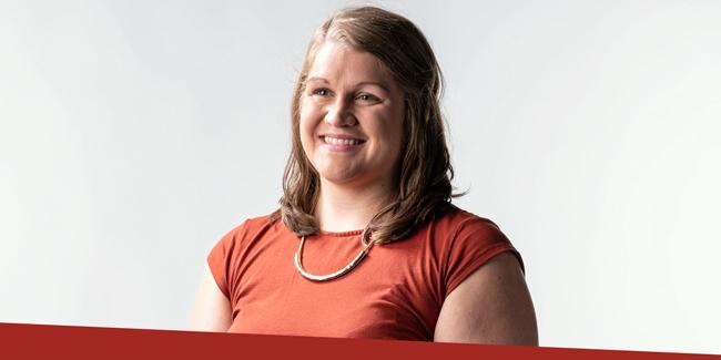 Elizabeth Biggs, assistant professor of special education (Vanderbilt University)