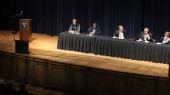 Emancipation Proclamation panel explores document's meaning for today