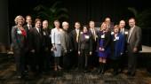 Thirteen honored at endowed chair holder celebration