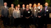 Nine faculty honored with endowed chairs