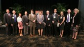 Nine professors honored at endowed chair holder celebration