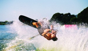 A Need for Speed: This finance professor is also a competitive water skiier