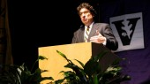 Chancellor: Vanderbilt faring well in difficult economic climate