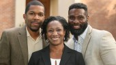 Three VU students of African descent named 'Rising Theological Educators'