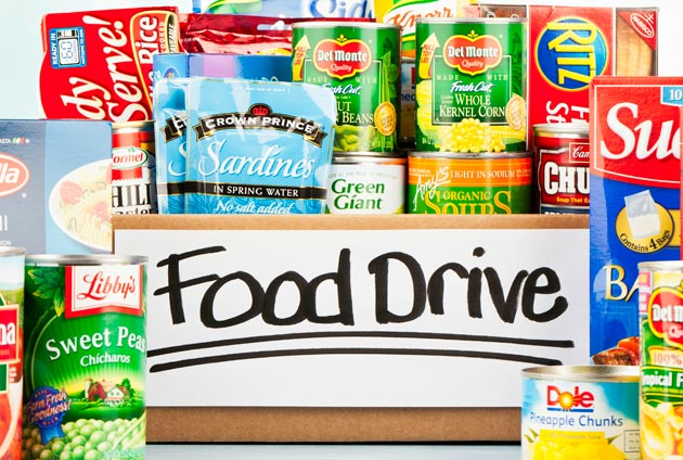 Image result for food drive