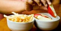 Size matters when convincing your brain to eat healthier foods