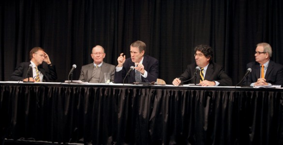 Watch: National Research Council members chart future of U.S. research universities