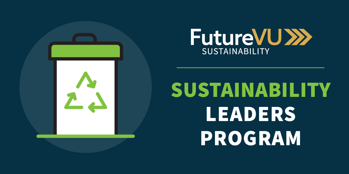 Sustainability Leaders Program graphic