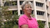 Former pro golfer, burn patient makes return visit to Vanderbilt