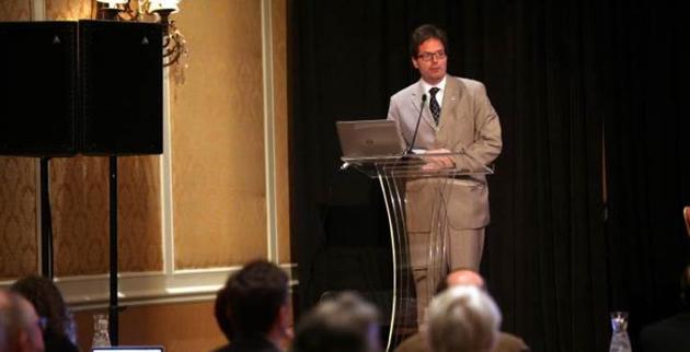 Daniel Gervais speaks Oct. 22 at Loew's Vanderbilt Plaza Hotel.