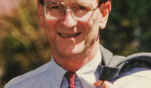 "James S. ""Jim"" Gilliland, BA'55, LLB'57: USDA General Counsel"