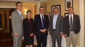 Vanderbilt education leaders confab with Parliament's Michael Gove