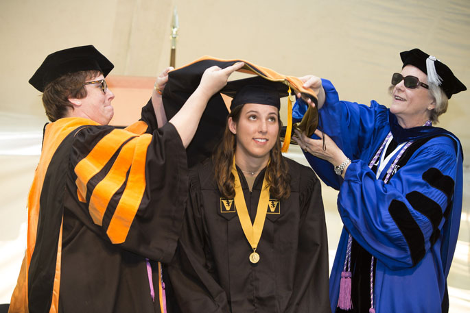 Nursing graduates embrace quest for health care excellence