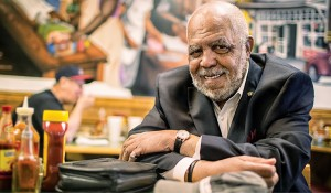 Doors Wide Open: For community leader Francis Guess, MBM'74, Kraft Award recalls early lesson in integrity