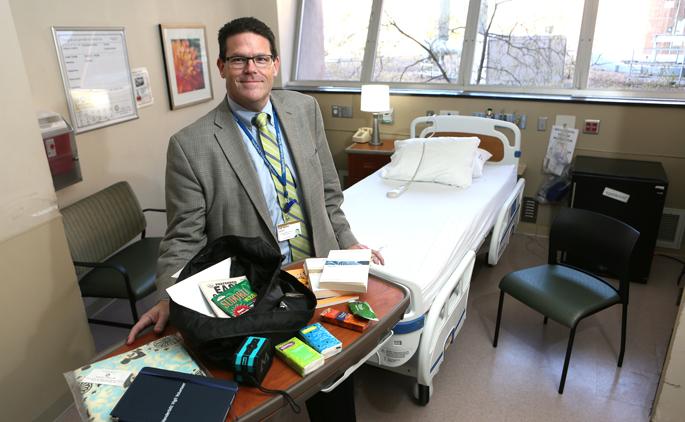 Vigil Volunteers program expanding to Medical ICU   VUMC