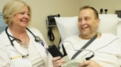 Patient undergoes surgical first to treat his arrhythmia