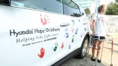 Hyundai award helps drive hope for cancer research