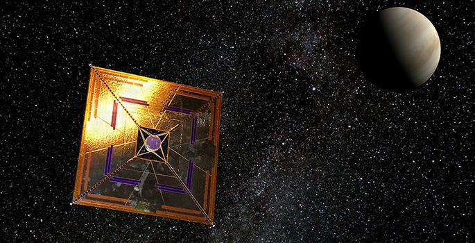 solar sail image