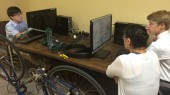 Metro students make bicycle models with high-tech tools