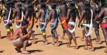 Filmmaker films indigenous tribe