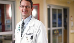New faculty: Jay Wellons brings national research network to Children's Hospital