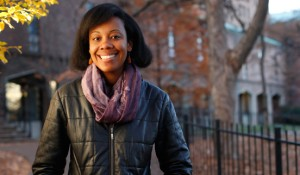 Jennifer Bailey combines her passions for divinity study and feeding the hungry