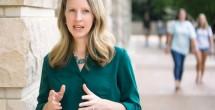 Jennifer Trueblood, assistant professor of psychology (Joe Howell/Vanderbilt)