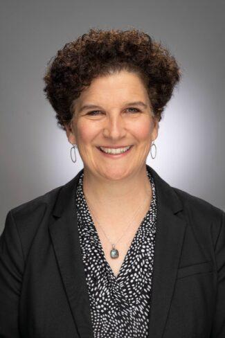 Professional headshot of Dr. Jill Stratton