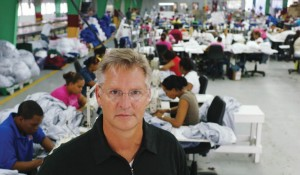 Good Business: Joe Bozich, CEO of Knights Apparel, provides a thread of hope for hundreds in the Dominican Republic