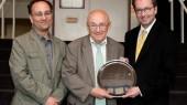VU alumni honor John Lachs for educational contributions