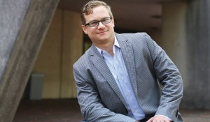 New faculty: John Wilson uses synthetic vaccines to further the fight against diseases